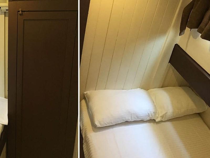 Fethiye Yat Gulet 22 Metre 10 Kişi Yat Kabin Yatak Odası