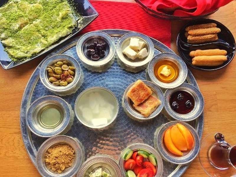 Gaziantep Yöresel Kahvaltı
