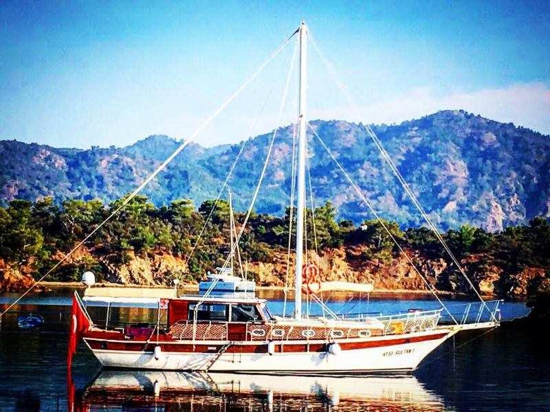 Gocek tekne 16 metre 6 kişilik hangi koyda gezmek istersiniz?