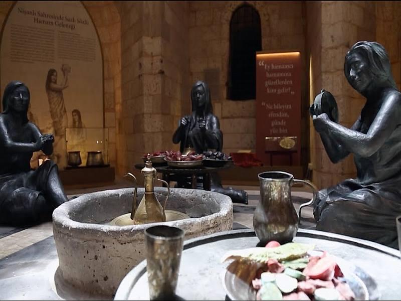Hamam Müzesi Hamam Eğlencesi