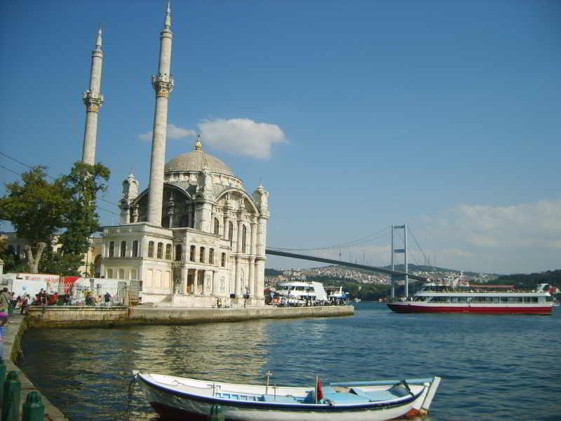 Ortakoy-İstanbul-turu