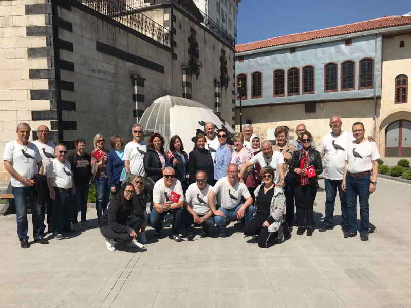 İzmir Eczacılar GAP turu