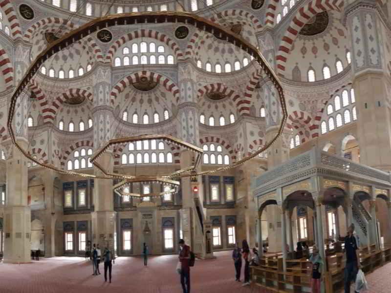Sabancı Cami Adana