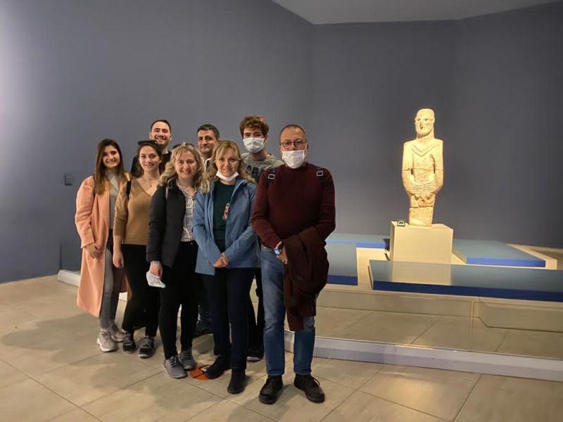 Pandemi özel tur Şanlıurfa müze